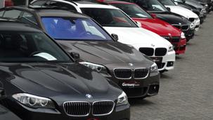 aanbod duitse auto's